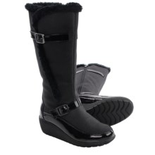 Aquatherm by Santana Canada Eileen 3 Snow Boots - Waterproof, Insulated (For Women) in Black - Closeouts