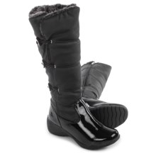 Aquatherm by Santana Canada Frosty 2 Snow Boots - Waterproof, Insulated (For Women) in Black - Closeouts
