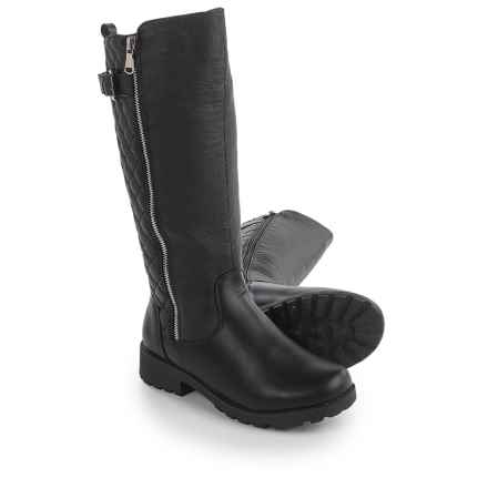 Aquatherm by Santana Canada Jax Snow Boots - Waterproof, Insulated (For Women) in Black - Closeouts