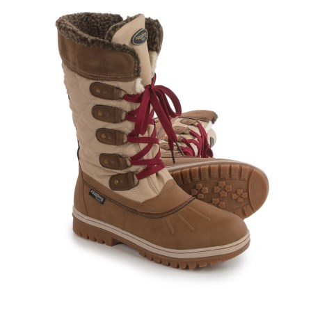 Image of Aquatherm by Santana Canada Moose Winter Boots - Waterproof, Insulated (For Women)