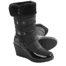 Aquatherm by Santana Canada Serena Boots - Insulated (For Women) in Black - Closeouts
