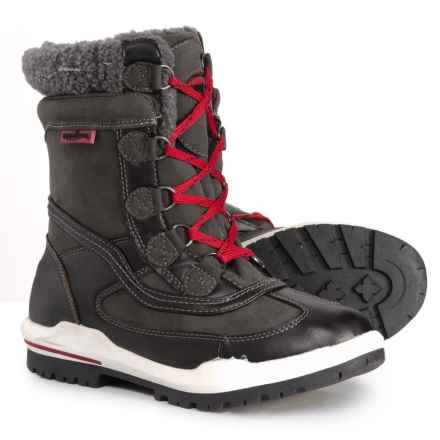Aquatherm by Santana Canada Turnpike South Snow Boots - Waterproof, Insulated (For Women) in Black