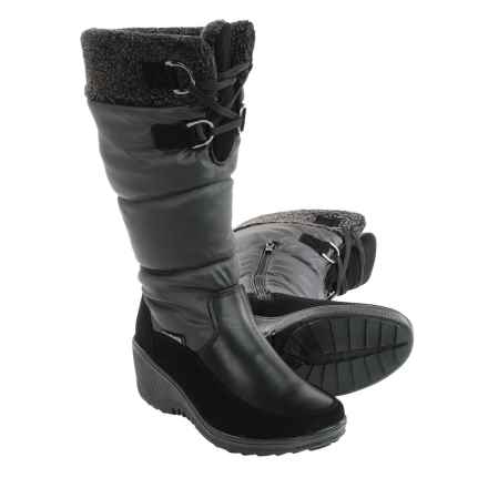Womens Boots Waterproof Insulated average savings of 54% at Sierra ...