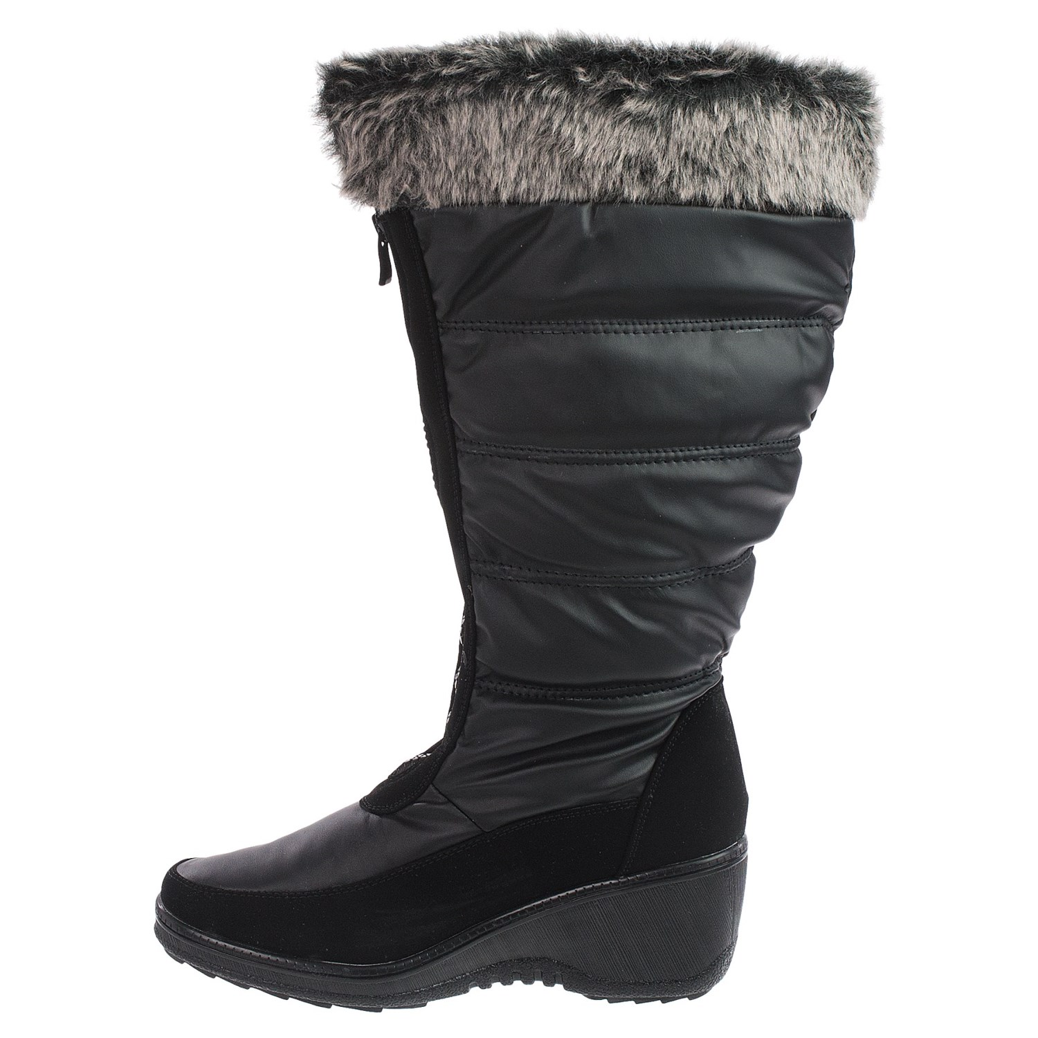 Wide Snow Boots - Cr Boot