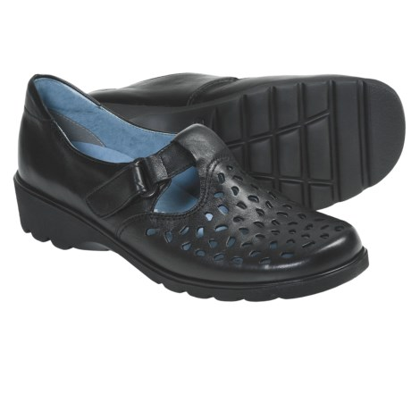 Ara Aja Mary Jane Shoes (For Women) in Black