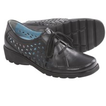 Ara Alana Shoes - Leather, Lace-Ups (For Women) in Black - Closeouts