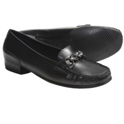 Ara Blaise Loafers - Leather (For Women) in Black Leather