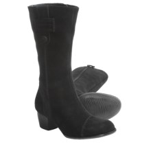 Ara Frances Suede Boots (For Women) in Black - Closeouts