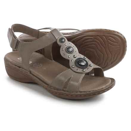 Ara Hudson Sandals - Leather (For Women) in Alpaca Leather - Closeouts