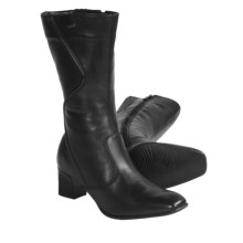 Ara London Gore-Tex® Zip Boots - Waterproof (For Women) in Black - Closeouts