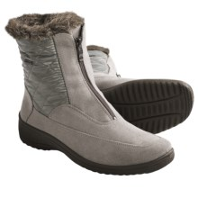 Ara Maeko Gore-Tex® Boots - Waterproof, Faux-Fur Lined (For Women) in Taupe - Closeouts