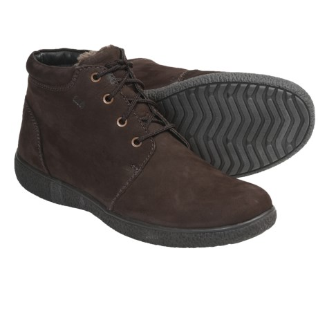 Ara Markus Ankle Boots (For Men) in Dark Brown