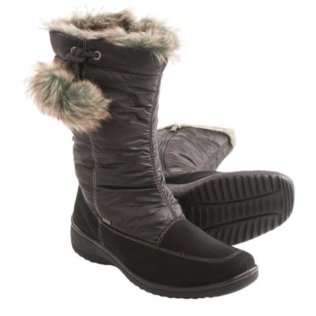 Women's Waterproof Snow Boots Clearance   Homewood Mountain Ski Resort
