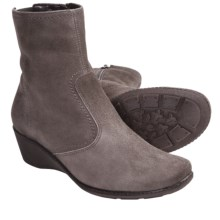 Ara Olina Ankle Boots - Suede (For Women) in Taupe Suede - Closeouts