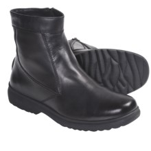 Ara Ozzie Ankle Boots - Leather (For Men) in Black - Closeouts
