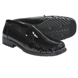 Ara Penny Slip-On Shoes (For Women) in Black Patent