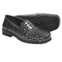 Ara Penny Slip-On Shoes (For Women) in Grey Pearlized Croco - Closeouts