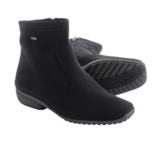 Ara Piper Gore-Tex® Winter Boots - Waterproof (For Women) in Black Fabric - Closeouts