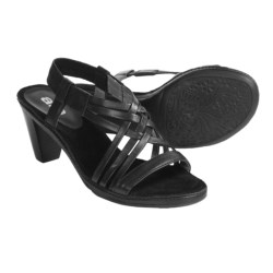 Ara Rosso Sandals - Thin Strap (For Women) in Black