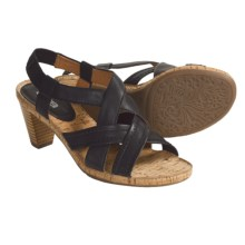 Ara Rosso Strappy Sandals (For Women) in Black - Closeouts