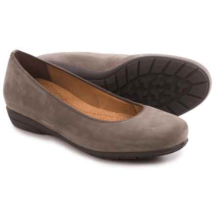 Ara Sasha Slip-On Shoes - Nubuck (For Women) in Walnut Nubuck Heaven - Closeouts