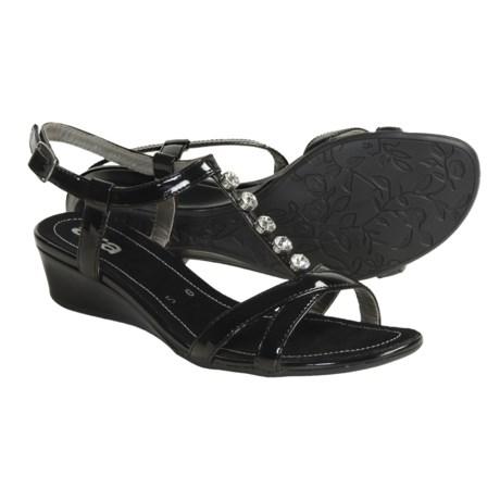 Ara Sirmione Dress Sandals (For Women) in Black