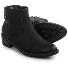 Ara Stratton Ankle Boots - Nubuck (For Women) in Crow Nubuck - Closeouts