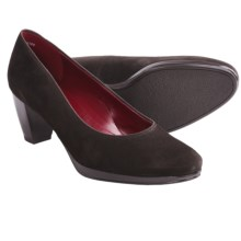 Ara Tacy Pumps - Suede (For Women) in Mocha - Closeouts