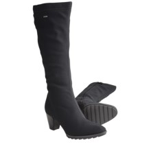 Ara Tegan Gore-Tex® Tall Boots - Waterproof, Side Zip (For Women) in Black - Closeouts