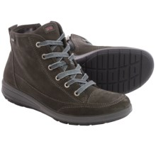 Ara Toni Gore-Tex® Boots - Waterproof, Suede, Fleece Lined (For Women) in Dark Grey Suede - Closeouts