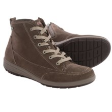 Ara Toni Gore-Tex® Boots - Waterproof, Suede, Fleece Lined (For Women) in Taupe Suede - Closeouts