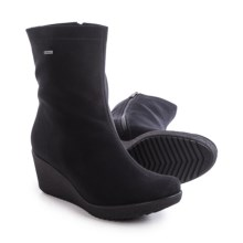 Ara Veda Gore-Tex® Snow Boots - Waterproof (For Women) in Black Fabric - Closeouts