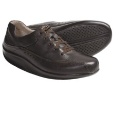 Aravon Laney Shoes - Leather, Lace-Up (For Women) in Brown - Closeouts
