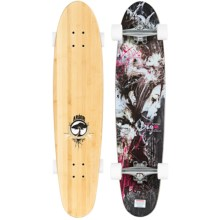 "Arbor Bamboo Bug Complete Longboard - 8.5x36"" in See Photo - Closeouts"