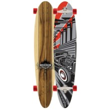 "Arbor Fleetwood Complete Longboard - 9.25x43"" in See Photo - Closeouts"