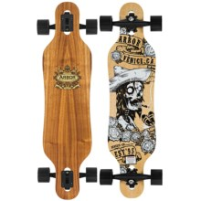 "Arbor Genesis Complete Longboard - 8.5x36"" in See Photo - Closeouts"