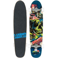 """Arbor Hybrid Complete Longboard - 9.25x38"""" in See Photo - Closeouts"""