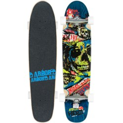 "Arbor Hybrid Complete Longboard - 9.25x38"" in See Photo"