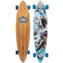 "Arbor Mindstate Complete Longboard - 8.75x37"" in See Photo - Closeouts"