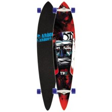 "Arbor Pin GT Complete Longboard - 9x46"" in See Photo - Closeouts"