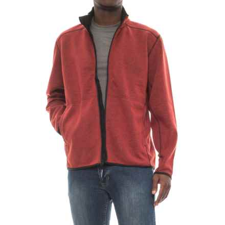 Arborwear Hiram Sweater Jacket (For Men) in Red - Closeouts