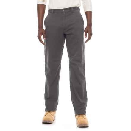 Arborwear Rockhaven 7.5 oz. Canvas Pants (For Men) in Charcoal - Closeouts