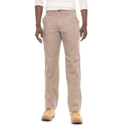 Arborwear Rockhaven 7.5 oz. Canvas Pants (For Men) in Khaki - Closeouts