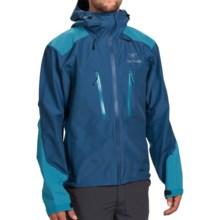 Arc'teryx Alpha AR Gore-Tex® Jacket - Waterproof (For Men) in Poseidon - Closeouts
