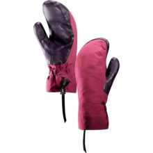 Arc'teryx Beta All-Round Gore-Tex® Mittens - Waterproof, Insulated (For Women) in Roseberry - Closeouts