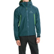 Arc'teryx Beta LT Gore-Tex® Jacket - Waterproof (For Men) in Hinto - Closeouts