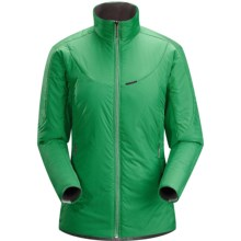 Arc'teryx Ceva Jacket - Insulated (For Women) in Hosta - Closeouts