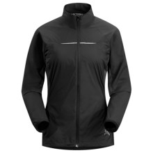 Arc'teryx Cita Jacket (For Women) in Black - Closeouts