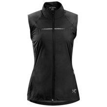 Arc'teryx Cita Vest (For Women) in Black - Closeouts