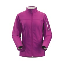 Arc'teryx Epsilon AR Jacket - Soft Shell (For Women) in Magenta - Closeouts